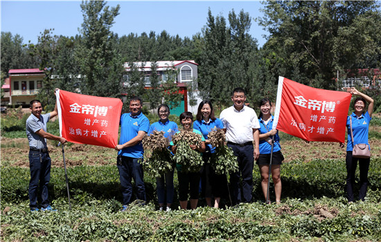 【郑领袖·第19期】李国建:倡导绿色增产理念 让国人吃上健康粮食