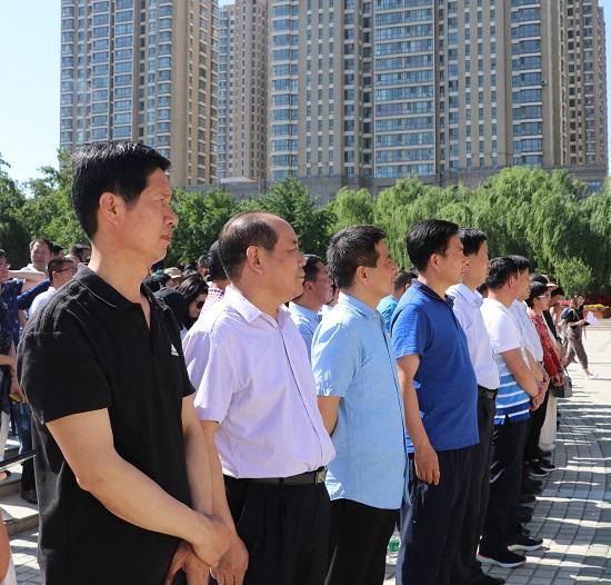 郑州市统一战线庆祝新中国成立70周年、多党合作制度确立70周年系列活动启动