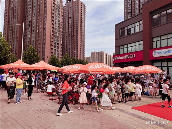 """79所直营校""""覆盖""""9大行政区 大山外语在郑州竟然开了这么多校区?"""