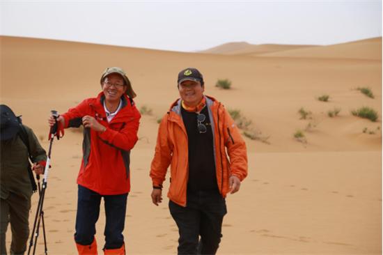 大漠商学院创始人大鹏加入东方坐标学院,户外营地教育新赛道