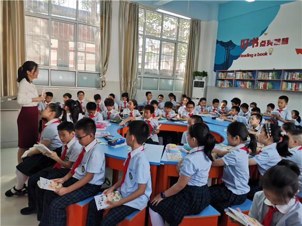 立德树人教育优先 金水区教育迈向优质均衡发展新征程
