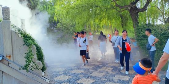 十一国庆小长假 中国翰园喜迎八方来客