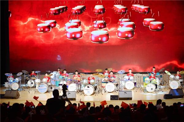 """庆祝新中国成立70周年 暨第二届""""美丽少年""""艺术节颁奖盛典成功举办"""