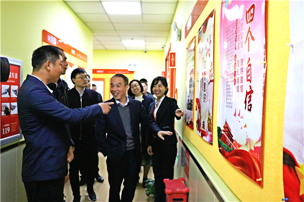 大山外语东关校区、龙翔校区被纳为郑州市首批规范办学示范点