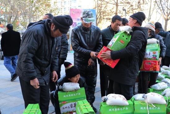 【益路华彩·暖冬行动】公益路上的行者 河南皇家医疗美容集团为爱而行