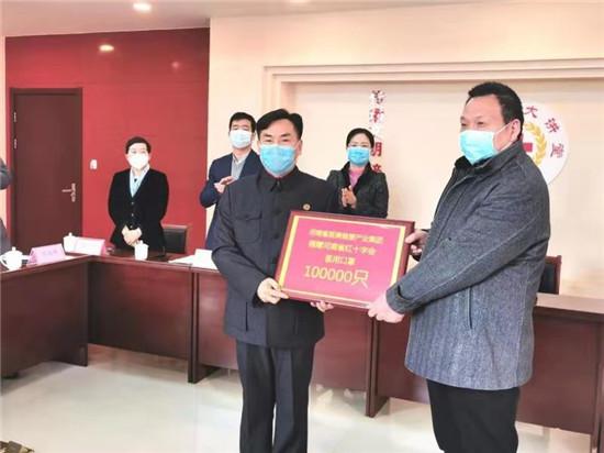 """郑州统一战线积极行动 汇聚各方力量同心战""""疫"""""""