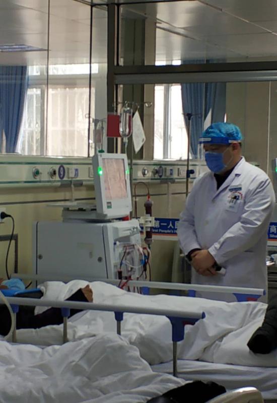商丘市立医院李剀:细微之处见精神 艰难之时显品格