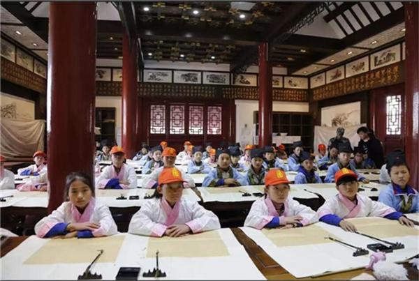 弘扬传统文化 感受国学魅力——翰园研学开启线上模式