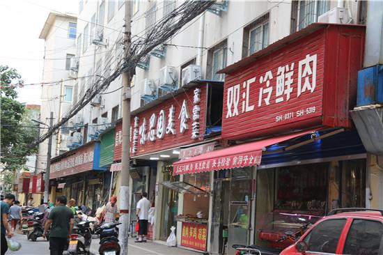 【郑在蝶变】工人新村:老城居民开窗可见绿、出门可踏青