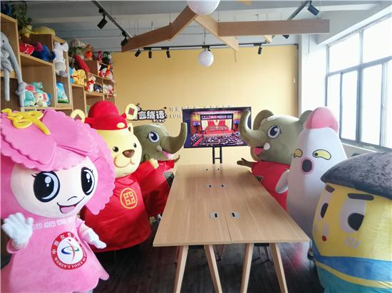 发展IP文化产业 绒言绒语打造郑州超级符号丰富城市文化内涵
