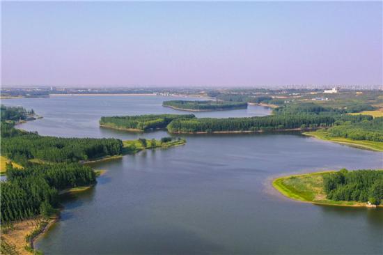 筑牢生态底线 鹤壁山城区生态保护修复工程绘就碧水蓝天