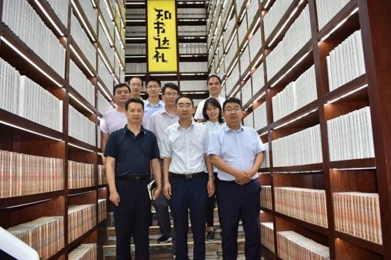 郑州市知书达礼便利店获山东临朐县参访团高度称赞