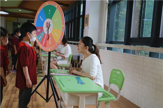"""郑东新区众意路小学举行""""乐学嘉年华 童心向未来""""期末评价活动"""