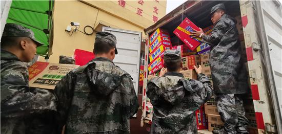 大赞!白象食品向湖北洪湖市、河南信阳固始县灾区捐赠方便食品