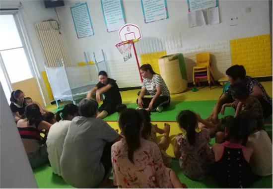 """为""""星星的孩子""""指引道路 探访驻马店海星自闭症儿童干预训练中心"""