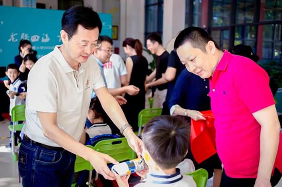 龙腾四海 育见未来!郑东新区龙腾小学2020年秋季开学典礼
