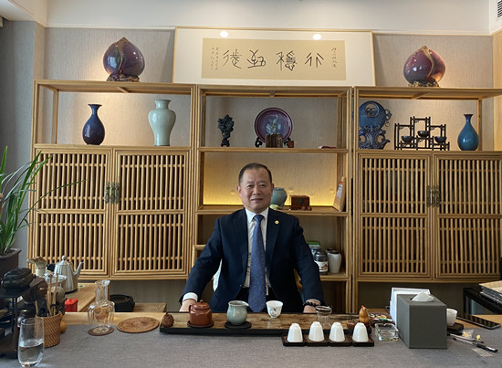 史新春:將酒店事業做到極致 傳遞匠心精神